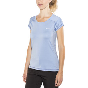 Columbia Peak to Point - T-shirt manches courtes Femme - rouge